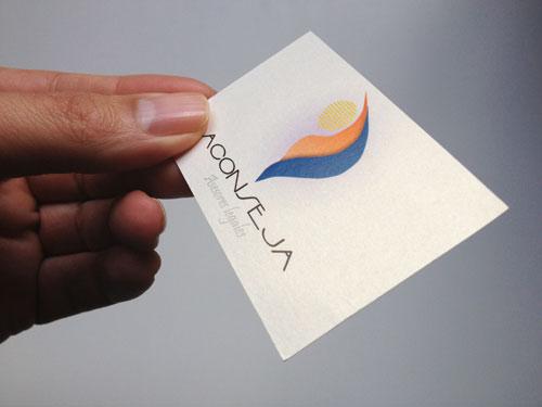 Diseño gráfico tarjetas de visita para empresas