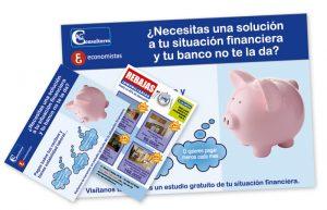 Diseño gráfico folletos publicitarios en Murcia